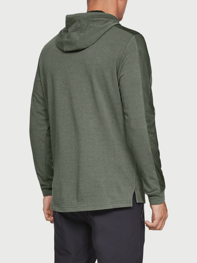 Mikina Under Armour Microthread Terry Po Hoodie (2)