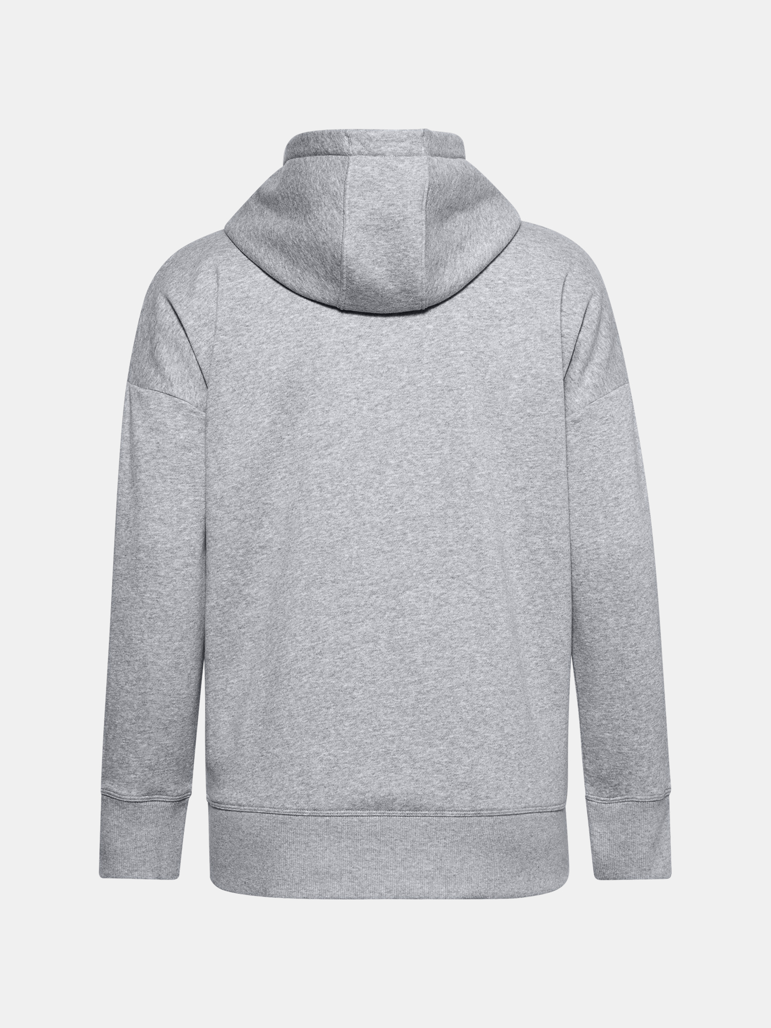 Mikina Under Armour Rival Fleece FZ Hoodie-GRY (2)