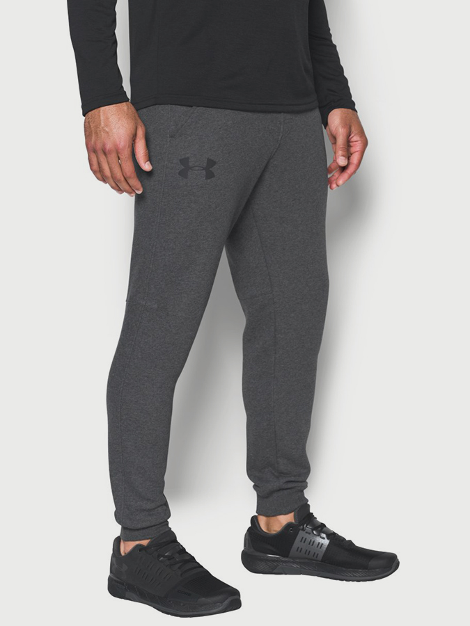 Tepláky Under Armour Rival Fitted Tapered Jogger (1)