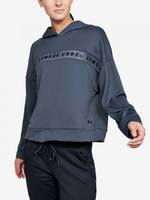 Mikina Under Armour Tech Terry Hoody-Gry }}
