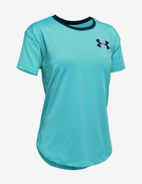Tričko Under Armour Hg Ss-Blu
