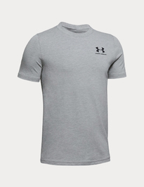Tričko Under Armour Eu Cotton Short Sleeve