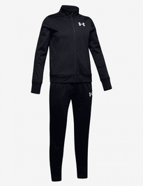 Souprava Under Armour Em Knit Track Suit-Blk