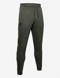 Tepláky Under Armour Rival Fleece Printed Jogger-Grn