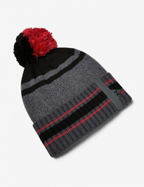 Čepice Under Armour Men\'S Pom Beanie -Gry