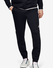 Tepláky Under Armour Athlete Recovery Fleece Pant-BLK