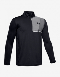 Tričko Under Armour Raid 1/4 Zip-Blk