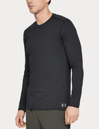 Tričko Under Armour Fitted Cg Crew