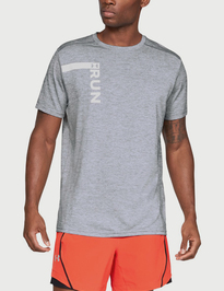 Tričko Under Armour Run Tall Graphic Ss