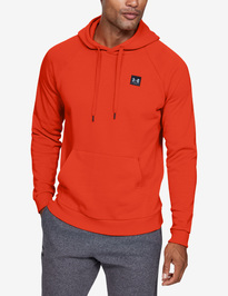 Mikina Under Armour RIVAL FLEECE PO HOODIE-ORG