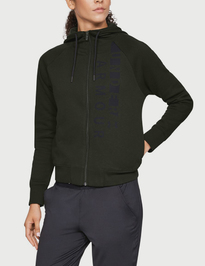 Mikina Under Armour Cotton Fleece WM FZ