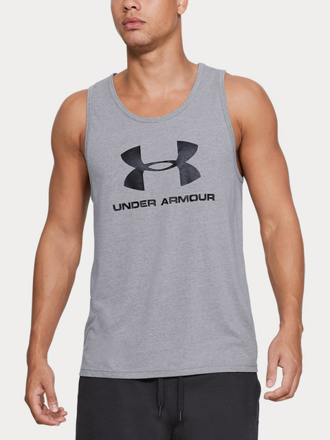 Tílko Under Armour Sportstyle Logo Tank
