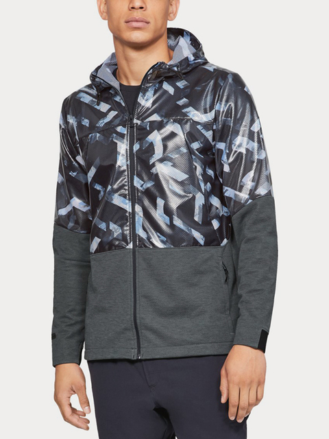 Mikina Under Armour Unstoppable Swacket