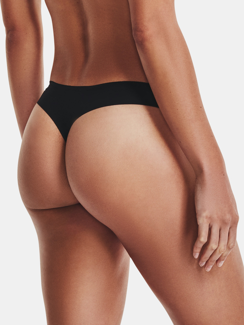 Tanga Under Armour PS Thong 3Pack -BLK