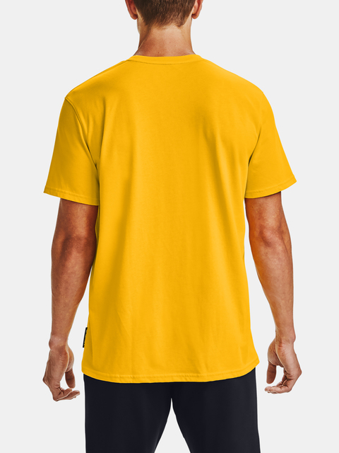 Tričko Under Armour CURRY EMBROIDERED TEE-YLW