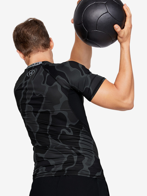 Kompresní tričko Under Armour Armour Hg Print Ss