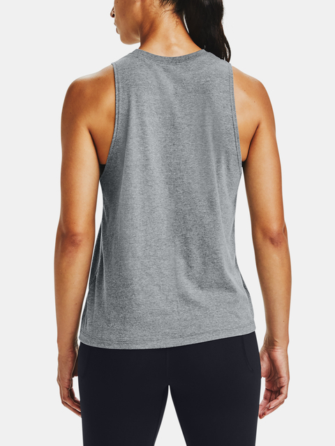 Tílko Under Armour Sportstyle Graphic Tank-GRY