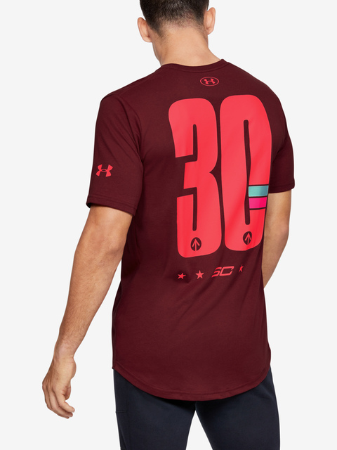 Tričko Under Armour Sc30 Ss Elevated Tee