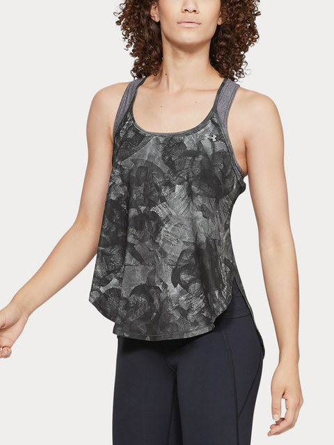 Tílko Under Armour Sport Tank - Flo Ink Print