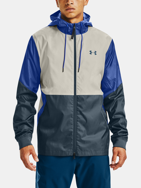 Bunda Under Armour LEGACY WINDBREAKER-WHT