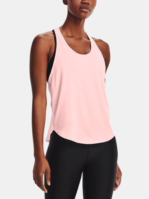 Tílko Under Armour Tech Vent Tank-PNK