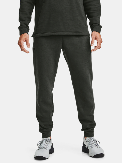 Kalhoty Under Armour PJT ROCK CC FLEECE PANT-GRN