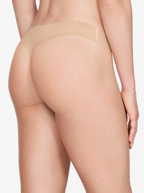 Tanga Under Armour PS Thong 3Pack -BRN
