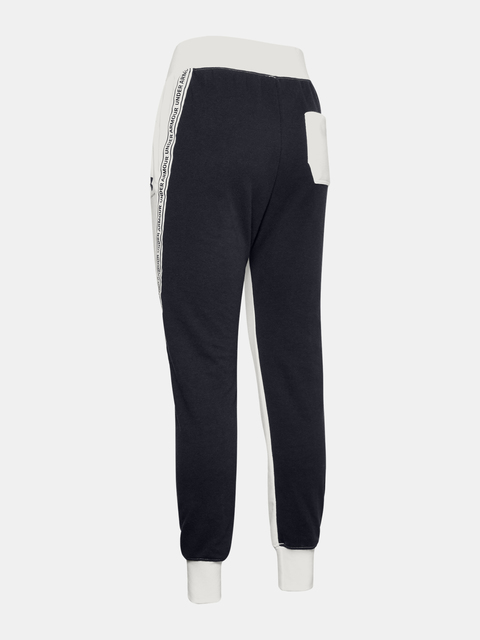 Kalhoty Under Armour Rival Terry Pants-WHT