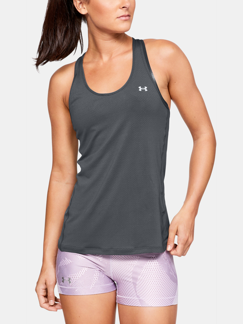 Tílko Under Armour UA HG Armour Racer Tank-GRY