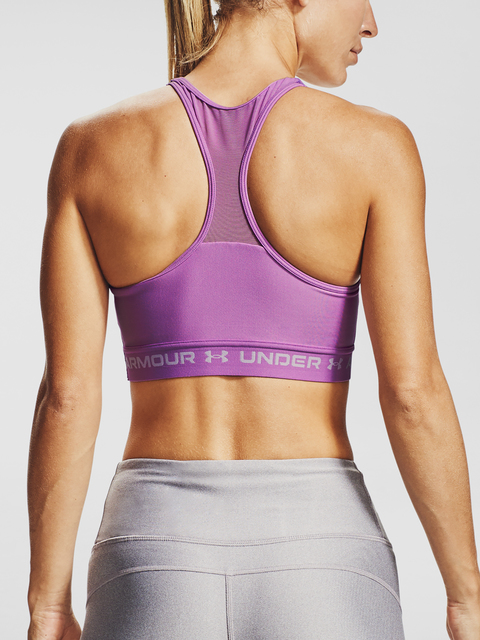 Podprsenka Under Armour Armour Mid Crossback M Bra-PPL