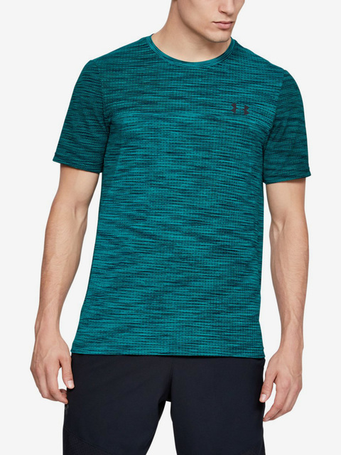 Tričko Under Armour Vanish Seamless Ss Nov 1-Grn