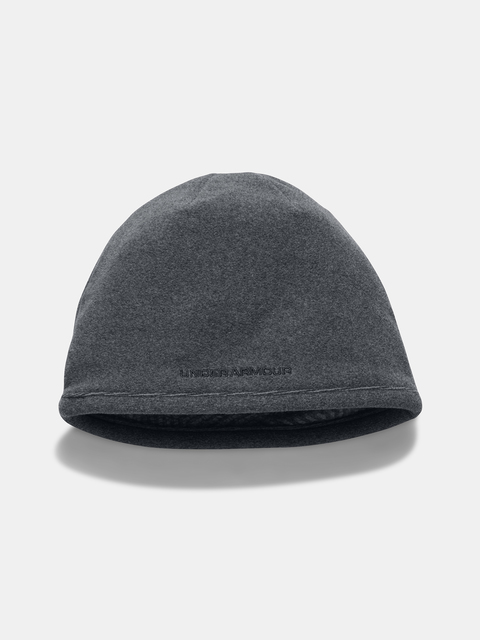 Čepice Under Armour Men's Survivor Fleece Beanie-BLK