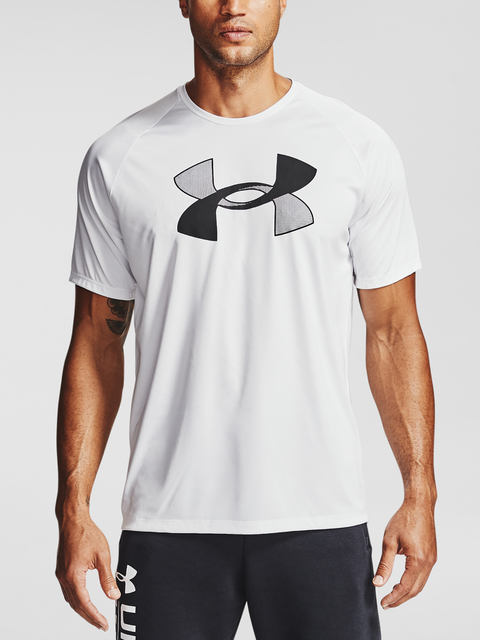 Tričko Under Armour BIG LOGO TECH SS