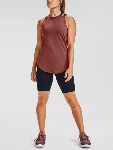 Tílko Under Armour Armour Sport 2-Strap Tank-RED