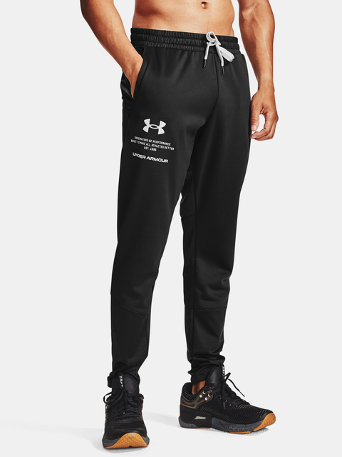 Kalhoty Under Armour Armour Fleece Storm Pants-BLK