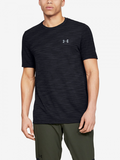 Tričko Under Armour Vanish Seamless Ss Nov 1-Blk