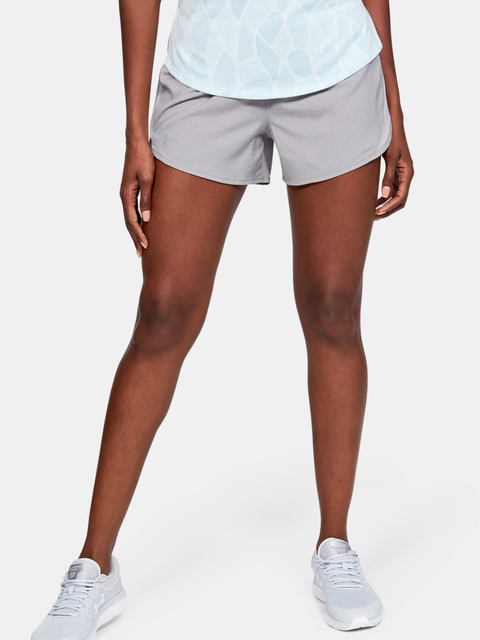 Kraťasy Under Armour W  Fly By 2.0 Short-GRY