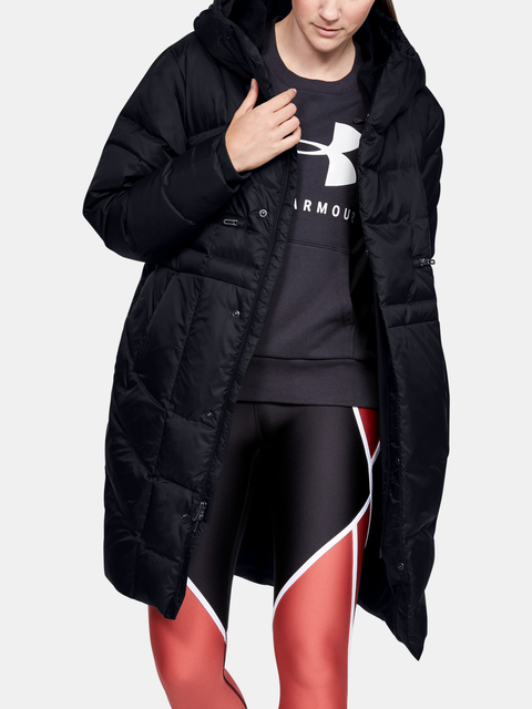 Bunda Under Armour Armour Down Parka-BLK