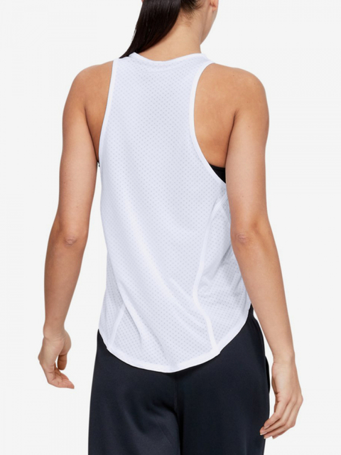Tílko Under Armour Sport Graphic Tank-Wht