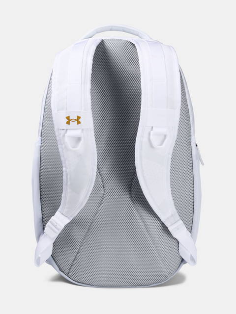 Batoh Under Armour UA Hustle 5.0 Backpack-WHT