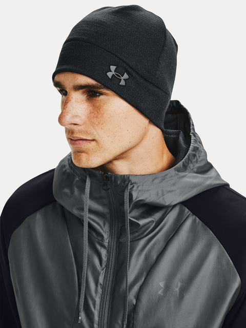 Čepice Under Armour M Storm Beanie-BLK