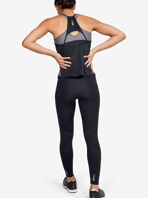Tílko Under Armour W UA Qualifier ISO-CHILL Tank-PNK