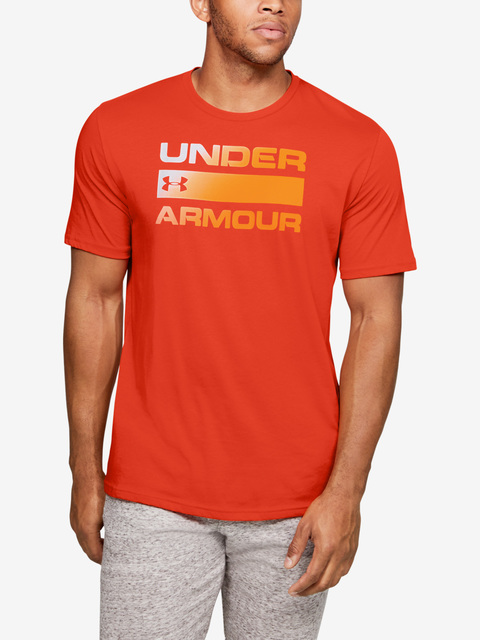 Tričko Under Armour UA TEAM ISSUE WORDMARK SS-ORG