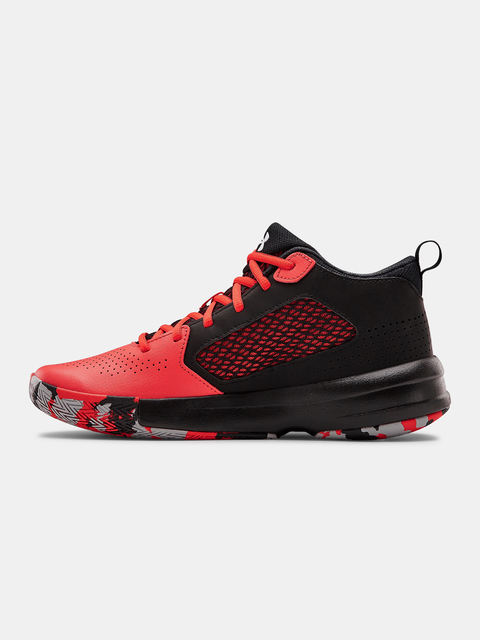 Boty Under Armour Lockdown 5-RED