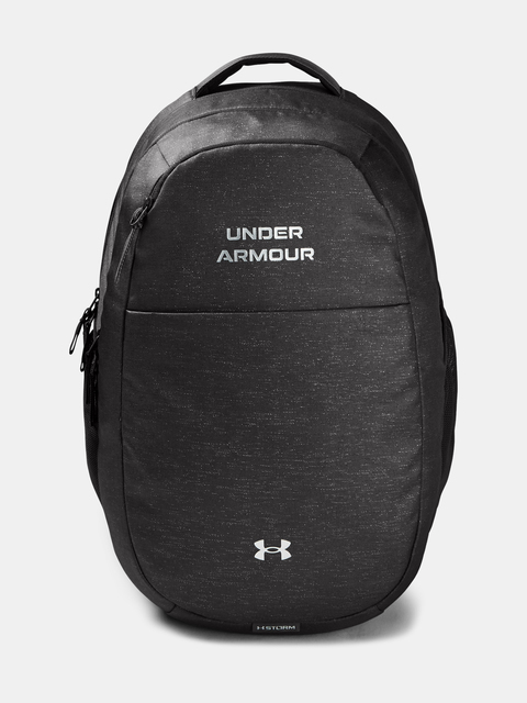 Batoh Under Armour Hustle Signature Backpack-GRY