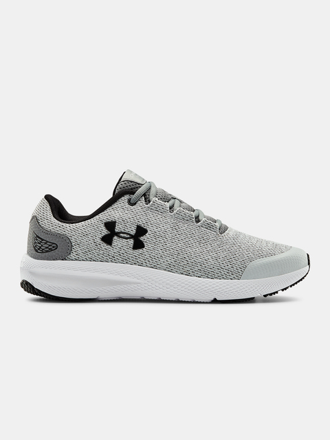 Boty Under Armour UA BGS Charged Pursuit2 Twst-GRY