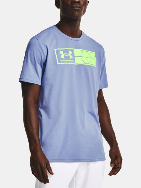 Tričko Under Armour Tag Tee-BLU