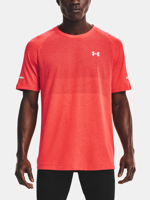 Tričko Under Armour UA Vanish Seamless Run SS-RED