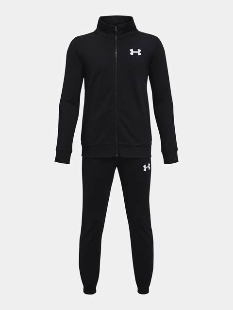 Souprava Under Armour Knit Track Suit-BLK