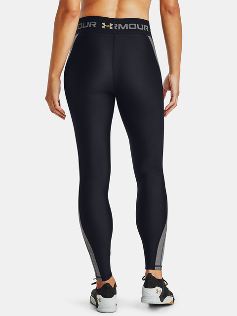 Legíny Under Armour UA HG Armour WM WB Legging-BLK